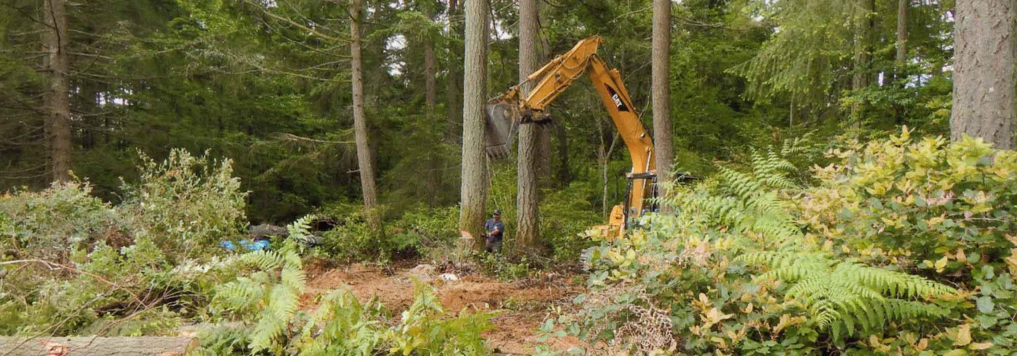 L & L Excavating & Landscaping Excavation Work