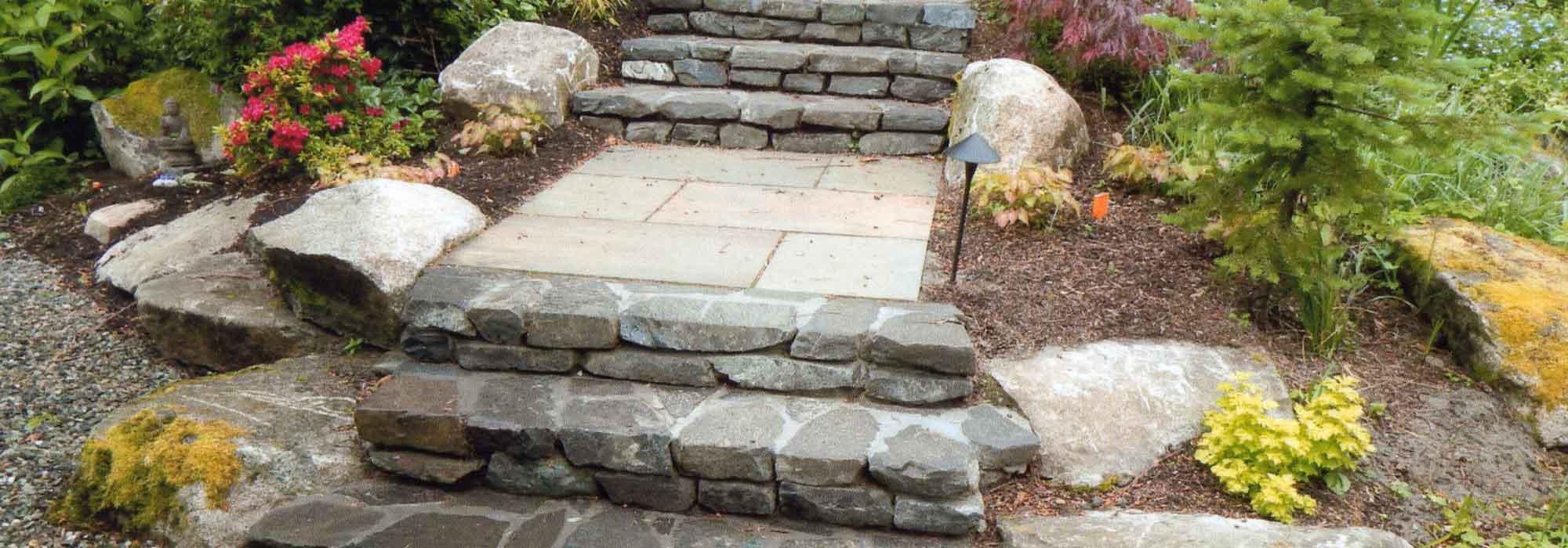 L & L Excavating & Landscaping Stone Bark Gravel